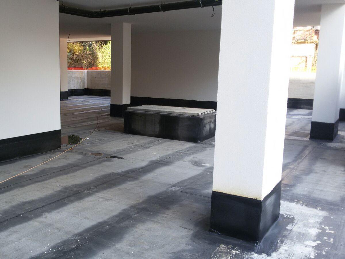 impermeabilizzazione piazzale