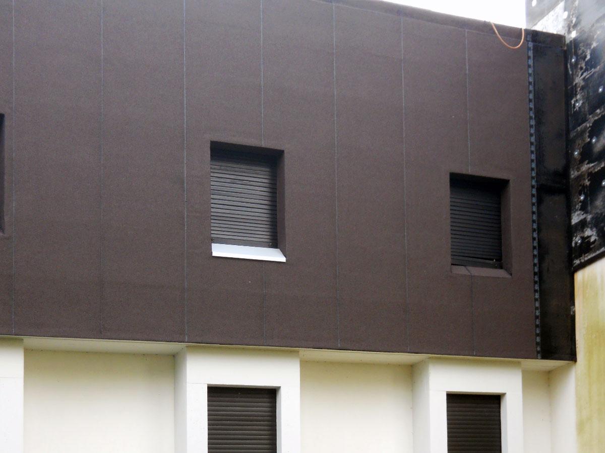impermeabilizzazione parete verticale