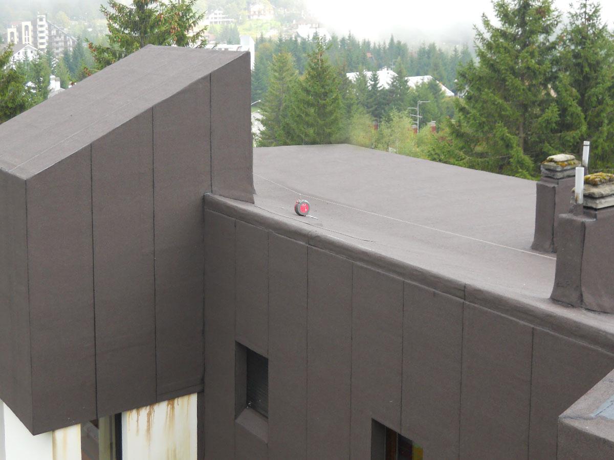 Impermeabilizzazione e coibentazione parete verticale su condominio