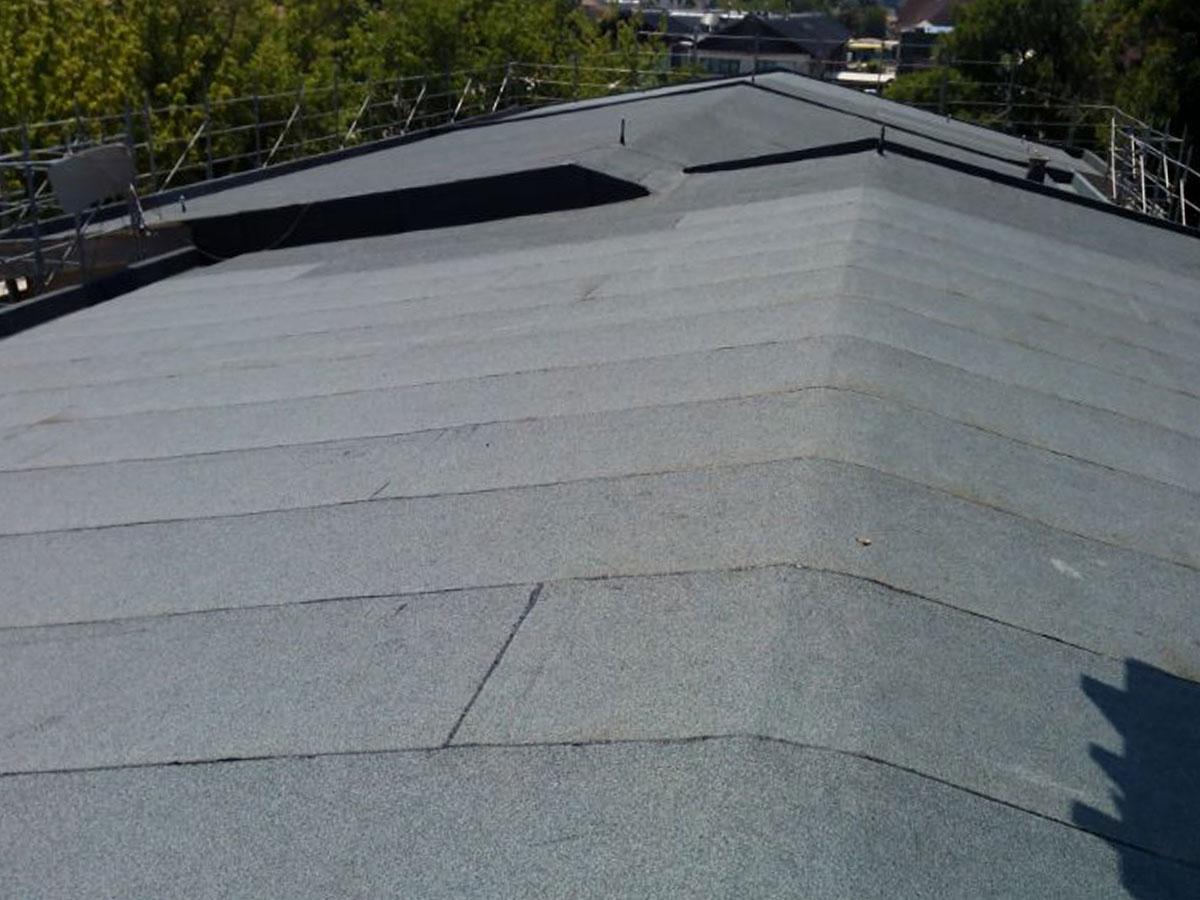 impermeabilizzazione e coibentazione tetto civile